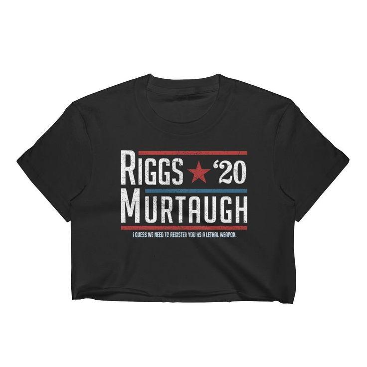 Riggs & Murtaugh - 2020 - Women's Crop Top