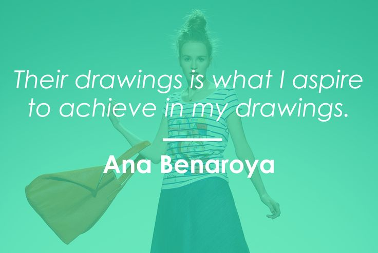 Ana Benaroya is one of the artists who voluntarily created a girl's and a women's Face This T-shirt with drawings made by the Indonesian kids. She's a multi-awarded artist and she's a regular contributor to the New York Times, The New Yorker and published an amazing book called Illustration Next about the rise of illustration.