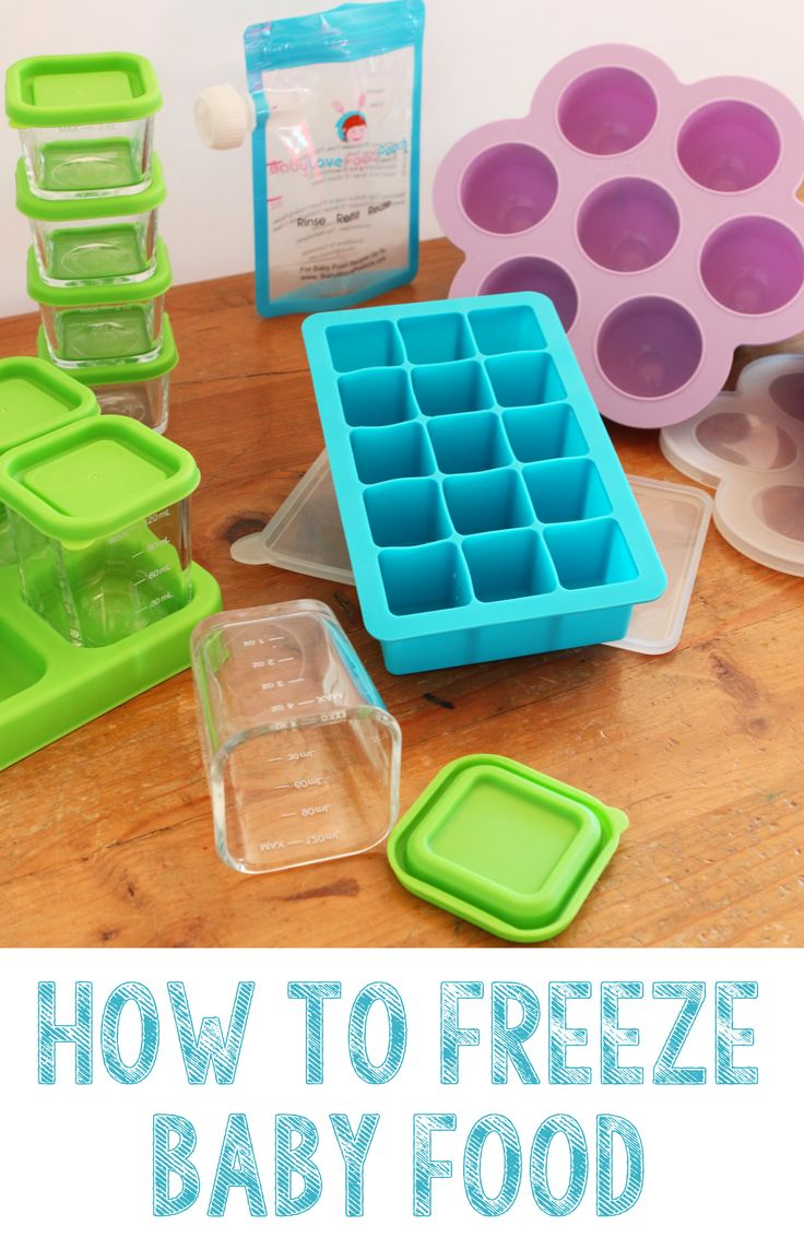 From choosing the right container to useful tips about how to freeze your baby food. Everything you need to know for safely and happily storing your baby food, saving you tons of time!
