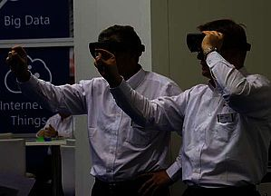 Augmented reality for manufacturing and process control applications Courtesy: Iconics