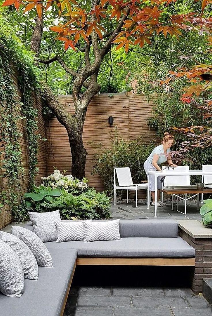 32 Awesome Small Backyard Design Ideas That Will Make Your ...