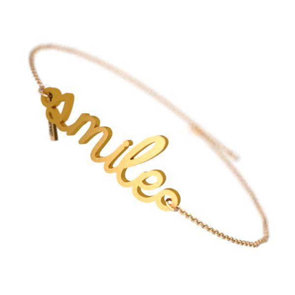 Smile Bracelet - Zazzy