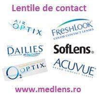 Lentile de contact pentru orice tip de corectie a vederii! pe www.medlens.ro