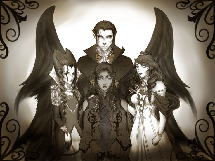Innocenza Chapter 2 Illustration by ObsidianTrance