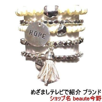 CAT HAMMILL ブレスレット 【めざましテレビで紹介】CAT HAMMILL Tassel bracelet set