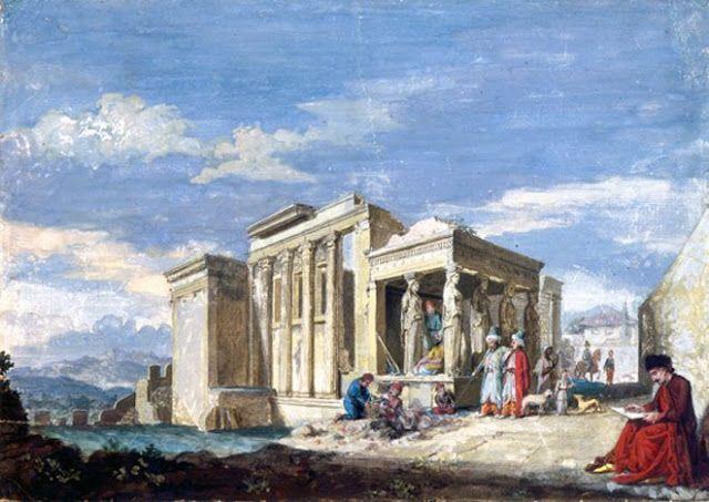 James Stuart,1755-60,Ερέχθειο,Royal Institute of British Architects