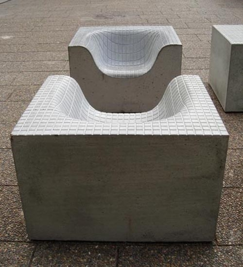 27 best concrete furniture images on Pinterest | Concrete ...