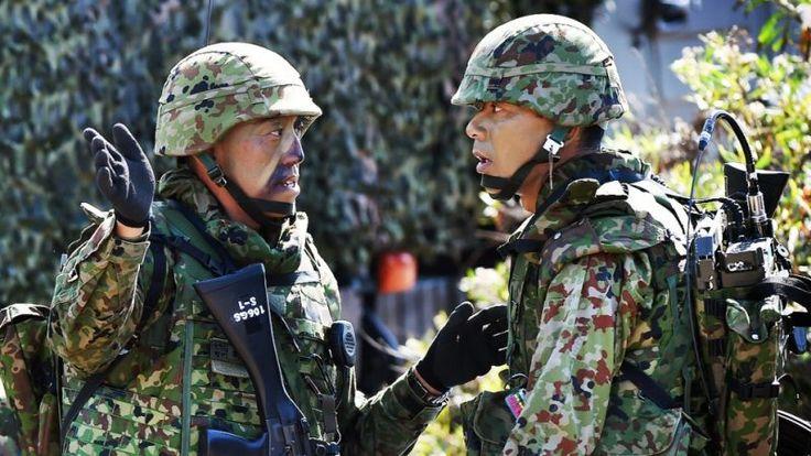 Japão enviará Forças de Auto Defesa para o Sudão do Sul, na primeira missão sob…