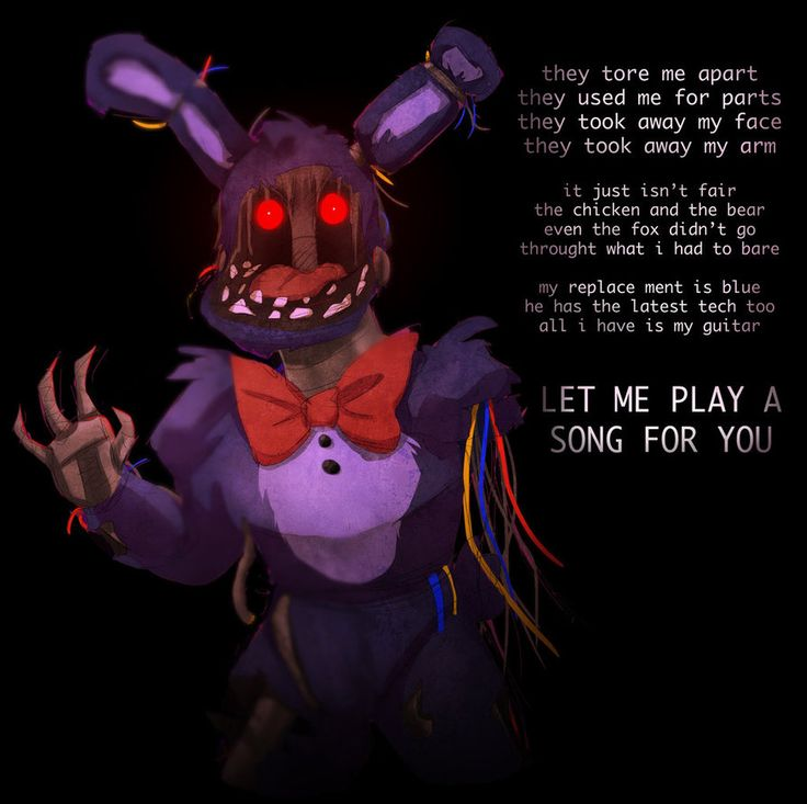 355 Best Images About Five Nights At Freddy's On Pinterest