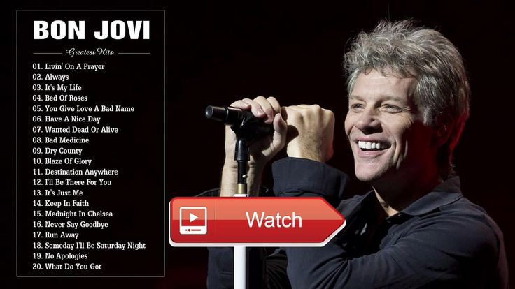Bon Jovi Greatest Hits Full Playlist 17 The Best Songs Of Bon Jovi  Bon Jovi Greatest Hits Full Playlist 17 The Best Songs Of Bon Jovi Thanks Fan's Rock Songs for timing this Share co