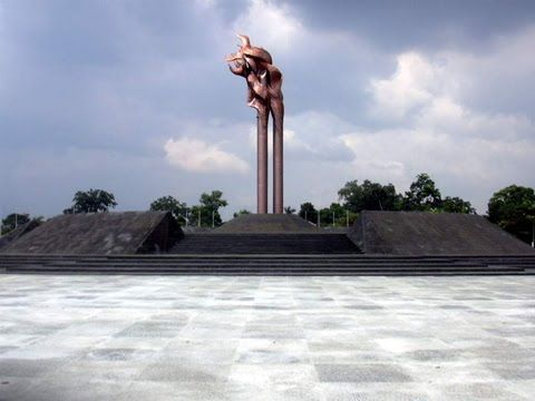 Monumen Bandung Lautan Api - Jl. M. Toha