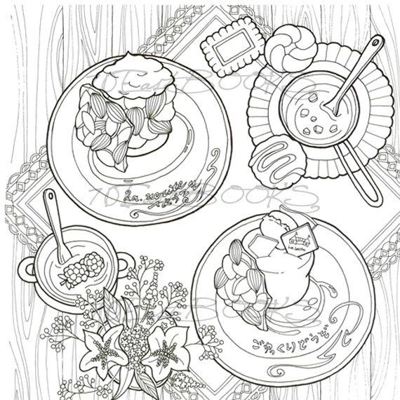 Sweet Sapporo: Sweet travel with Genius Duck Coloring Book