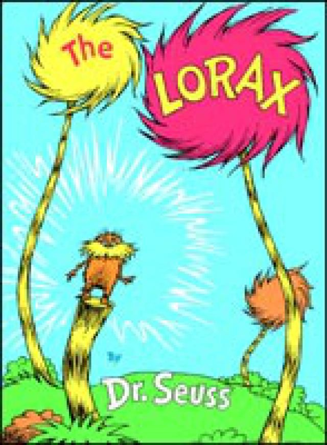 The Lorax by Dr Seuss - Review of Classic Children's Book