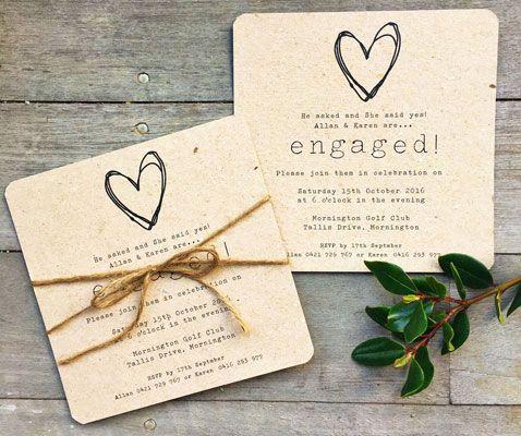 Matrimonio.it | Partecipazioni matrimonio eleganti: idee e nuove tendenze: #countrychic