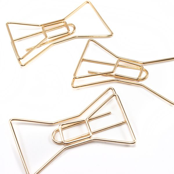 kate spade New York paperclips Bows - Set 12 Online - The Gilded PearThe Gilded Pear