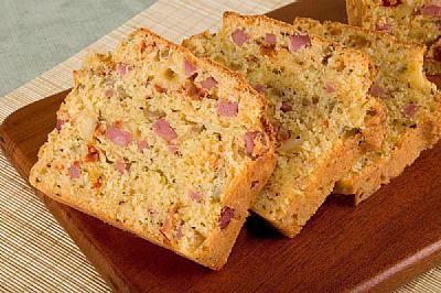 Pão de Parmesão e Mortadela - Sococo