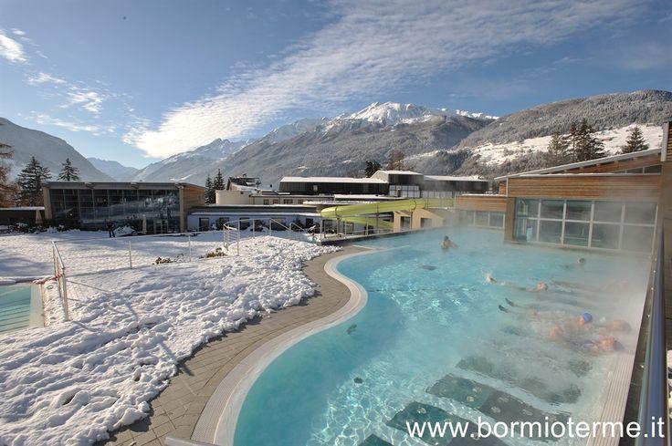 relax invernale a Bormio Terme