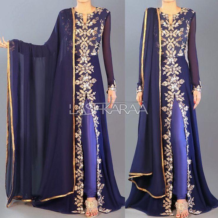 Purple double anarkali | lashkaraa on instagram | desi | pakistani | indian | south east asian | wedding | bridesmaid dress