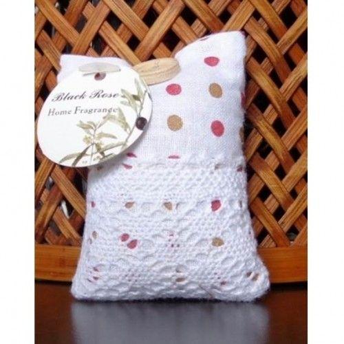 Aromatherapy Wardrobe Bag - Rose - Shop Online Now at www.lillyjack.com.au