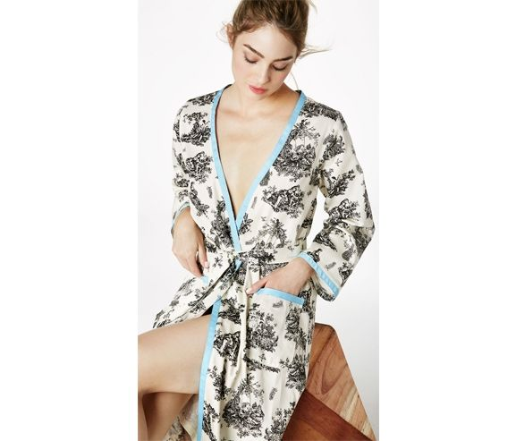 BEDHEAD PJS - Women's 100% cotton sateen classic pj. Made in the USA.