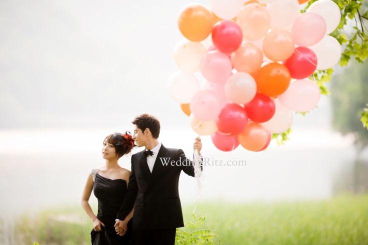 Korea Pre-Wedding Photoshoot - WeddingRitz.com » Korea wedding photographer - J Bros studio.