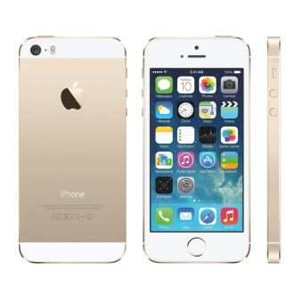 Apple iPhone 5S 64GB (Gold Color)
