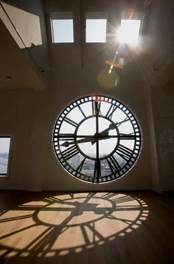 Clock Hourglass Time: #Clock. Time to reflect...