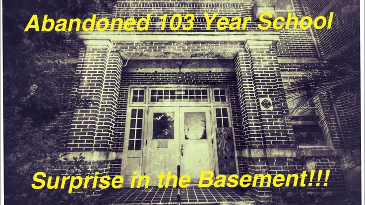 Abandoned 103 Year Old Central Florida High School!!! - YouTube