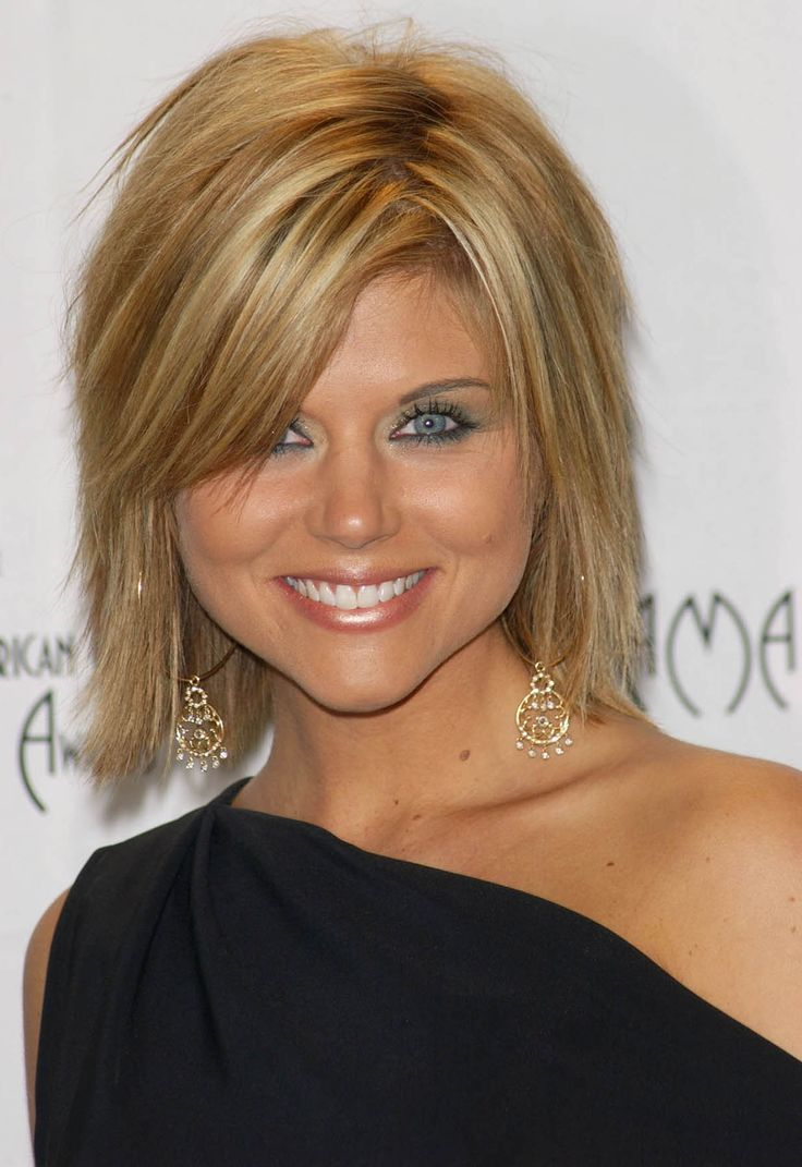 If I was brave enough to cut my hair off I would totally do this!