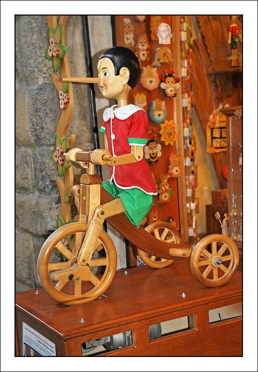Florence.....Pinocchio