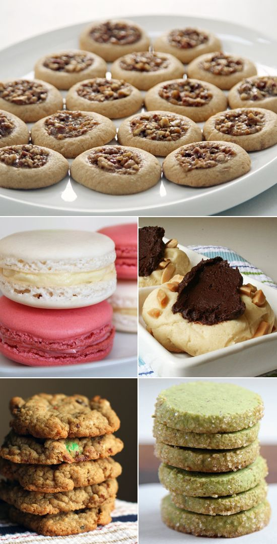 Happy #NationalCookieDay! Make one of these unique #cookie #recipes.