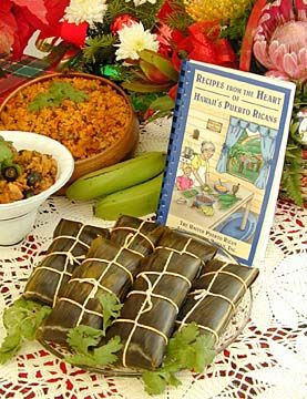 Recipe for Pasteles & Gandule Rice (if ever am feeling ambitious, I am soooo making this!!)