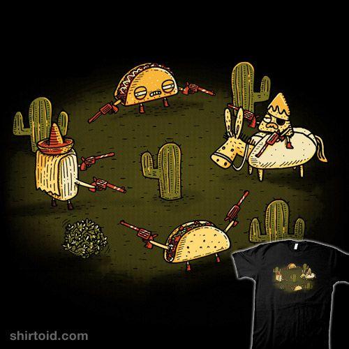 Mexican Standoff #burrito #chimichanga #food #mexican #mexicanfood #taco #tamale #walmazan