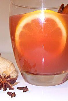 Himmlische Süßigkeiten: Alkoholfreier Silvester-Punsch
