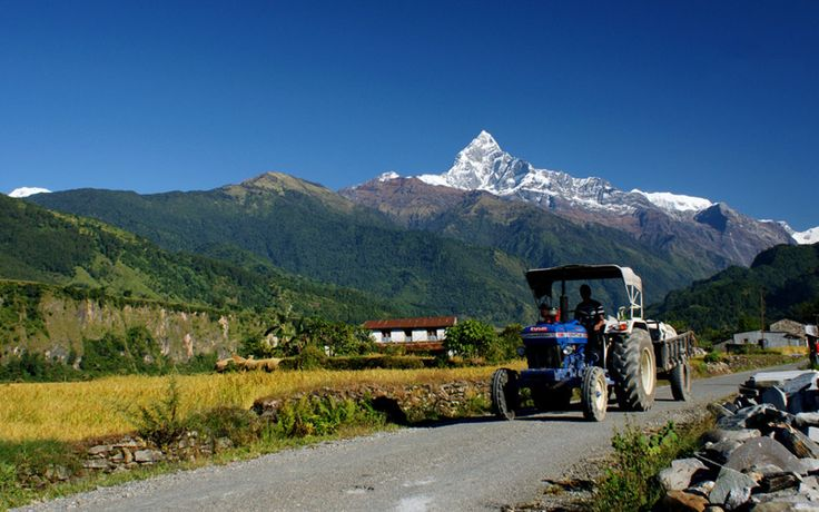 The Annapurna Trial – Photo for Sale