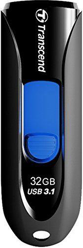 Transcend JetFlash 790 - Memoria USB 3.0 de 32 GB