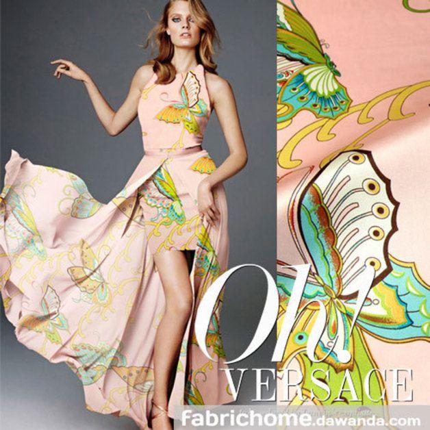 """1M,Roze Zijden,Satijn,""""Crepe satin plain"""",""""Silk charmeuse fabric"""",kleurrijk  vlinder  Stof Aantal: SC094 Materiaal: 100% zijde(Mulberry silk)  Maat: 110cm x 100cm Mumi: 16.5..."""