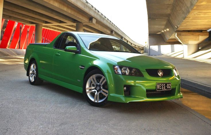 Holden Commodore SS V8 Ute What would have been America's new El Camino.
