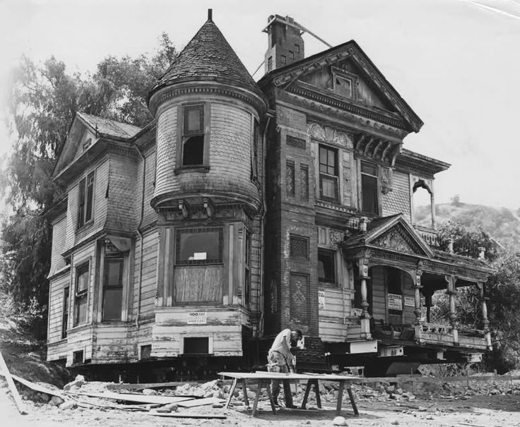 738 best images about historic vintage old homes on for Historical homes in los angeles