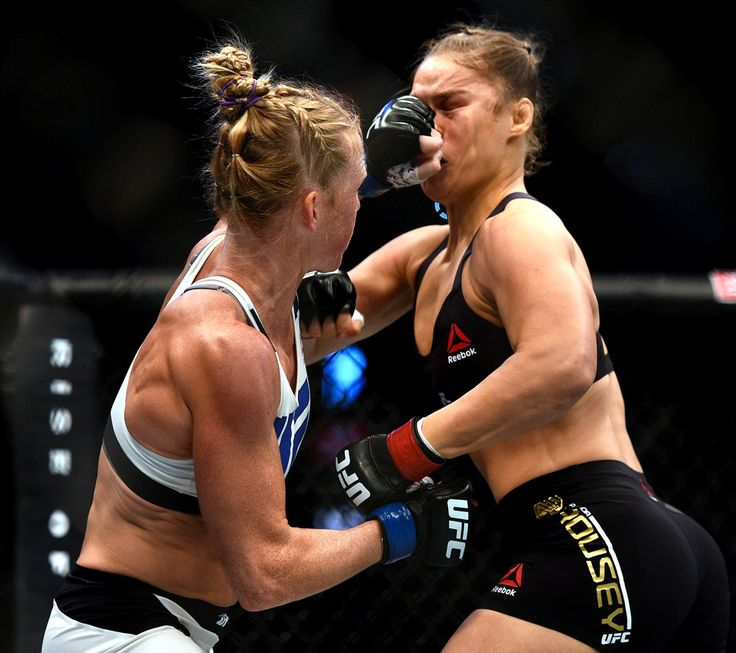Ronda Rousey takes first step toward Holly Holm revenge...: Ronda Rousey takes first step toward Holly Holm revenge… #RondaRousey