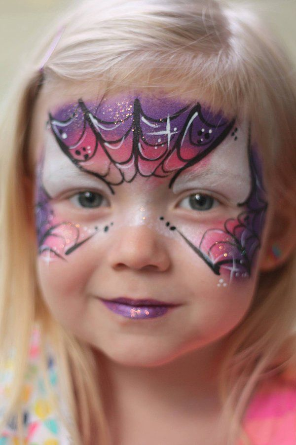 face painting for your childs birthday party or special event face painting calgary nadines dreams face painting - Halloween Face Painting For Girls