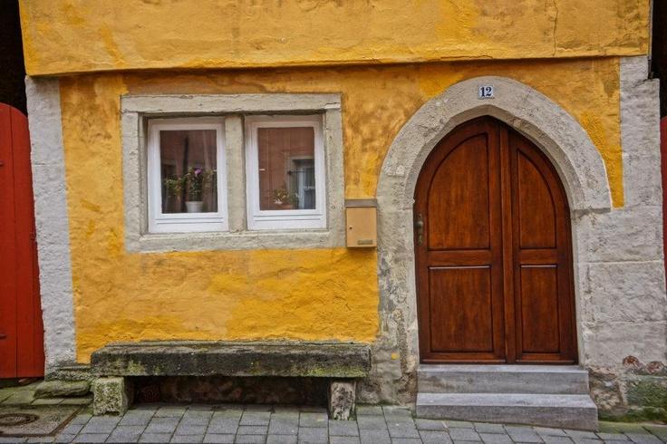 in Rothenburg ob der Tauber, Germany