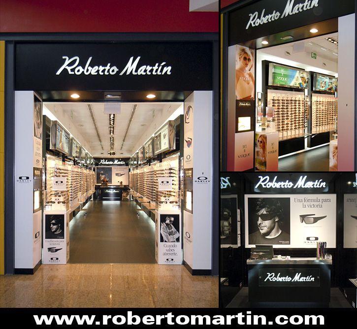 Gafas de Sol en Málaga Centro Comercial Vialia, Roberto Martín