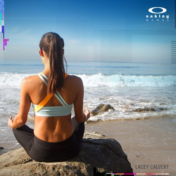 For National Yoga Month, let's all take a moment to breathe in confidence, breathe out doubt. Breathe in beautiful, breathe out ugly. Meditation. Peace and quiet.