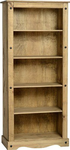 Mercers Furniture Corona Large Bookcase, Multi-Colour Corona http://www.amazon.co.uk/dp/B00LHN7KXE/ref=cm_sw_r_pi_dp_b-kywb0V1TTFH