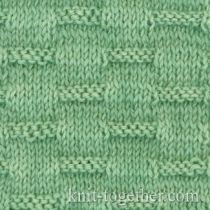 Knit Together | Simple Knit and Purl Stitch Patterns