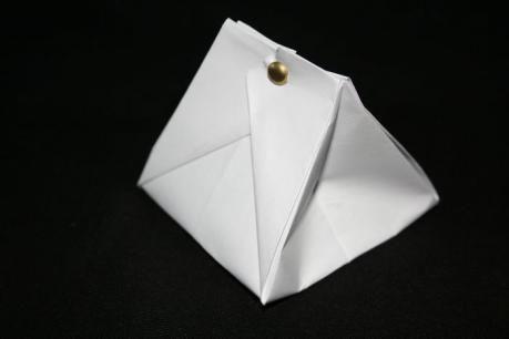 Petite pochette en papier - Activité manuelle et bricolage pour enfant