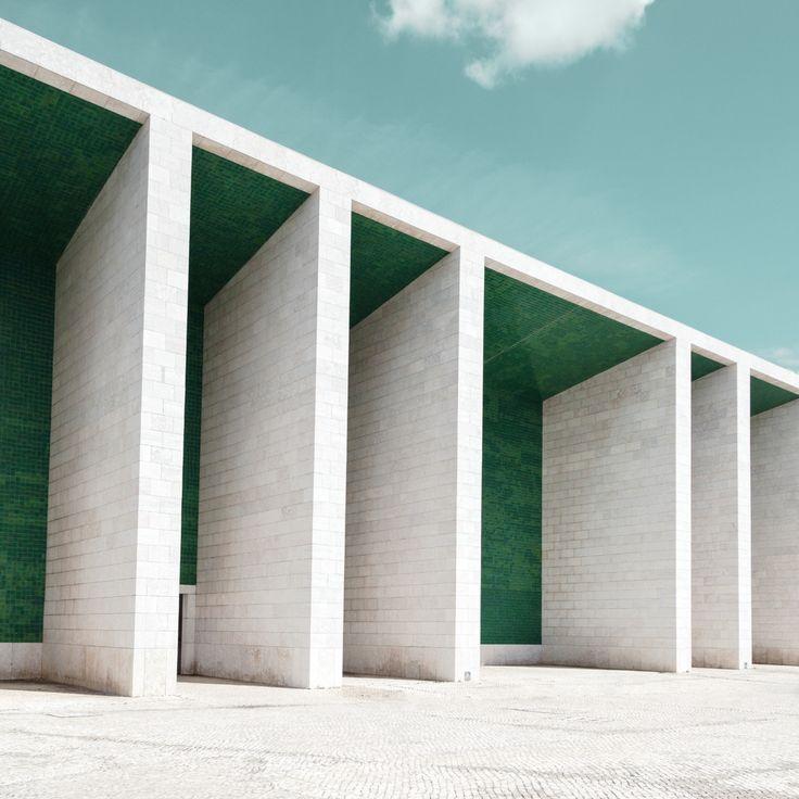 el pavilhão de portugal expo '98, lisboa