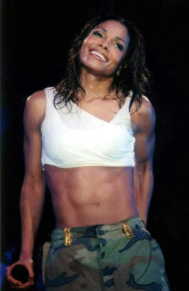 Janet Jackson All for You era