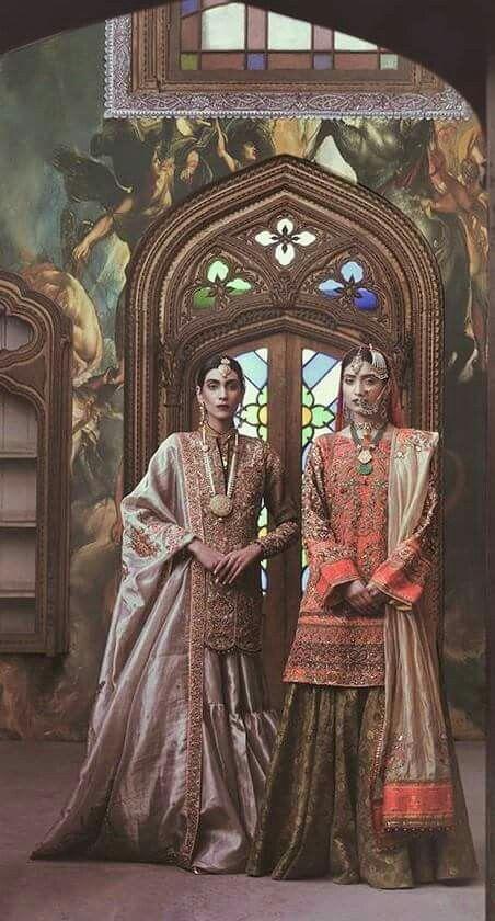 Begums aur Nawabs Fashion Pakistan